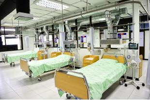 Negative pressure in Hospital